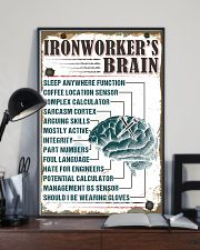 Awesome Ironworker's Canvas and Posters 11x17 Poster lifestyle-poster-2