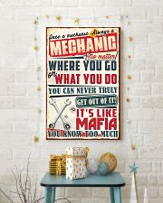 Truly Mechanic 11x17 Poster lifestyle-holiday-poster-3