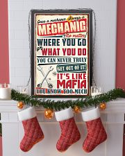 Truly Mechanic 11x17 Poster lifestyle-holiday-poster-4