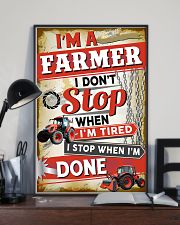 Awesome Farmer's Canvas and Posters 11x17 Poster lifestyle-poster-2