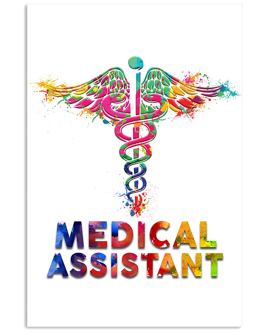 Proud Medical Assistant 11x17 Poster