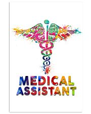 Proud Medical Assistant 11x17 Poster front