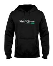 Awesome Postal Worker Shirt Hooded Sweatshirt thumbnail