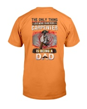 Proud of Being a Carpenter Dad Hoodie Premium Fit Mens Tee thumbnail