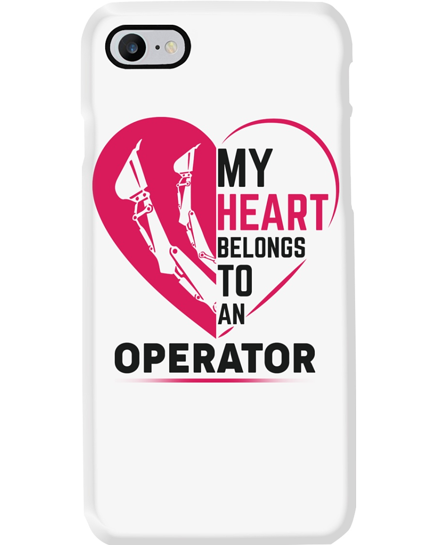 Operator's Lady Phone Case
