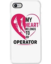 Operator's Lady Phone Case i-phone-7-case