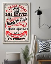 Proud Bus Driver 11x17 Poster lifestyle-poster-1