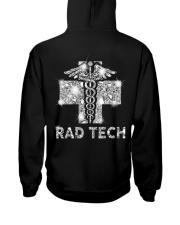 Proud Rad Tech Crystal Effect Hooded Sweatshirt thumbnail