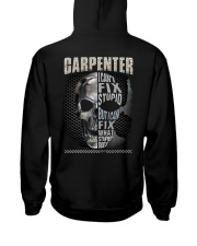 Carpenter Funny Shirt Hooded Sweatshirt thumbnail