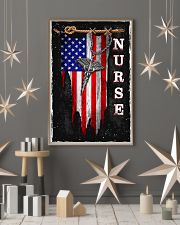 Proud Nurse 11x17 Poster lifestyle-holiday-poster-1
