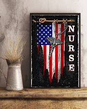 Proud Nurse 11x17 Poster lifestyle-poster-3