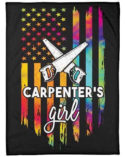 Proud Carpenter's Girl