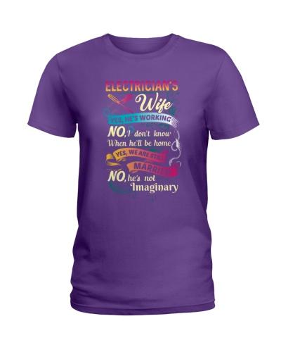 Cute Electrician's Lady Shirt