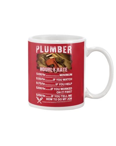 Awesome Plumber's Mug