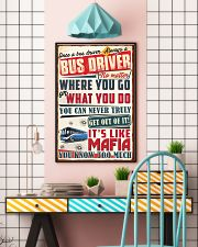 Truly Bus Driver 11x17 Poster lifestyle-poster-6