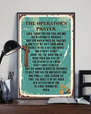 Proud Operator's Canvas and Posters 11x17 Poster lifestyle-poster-2