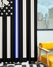EMT USA Flag Window Curtain - Blackout aos-window-curtains-blackout-50x84-lifestyle-front-01