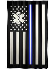 EMT USA Flag Window Curtain - Blackout front
