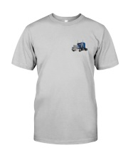 Awesome Trucker Shirt Classic T-Shirt front
