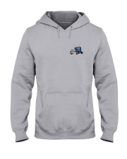 Awesome Trucker Shirt Hooded Sweatshirt thumbnail