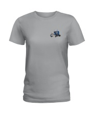 Awesome Trucker Shirt Ladies T-Shirt thumbnail