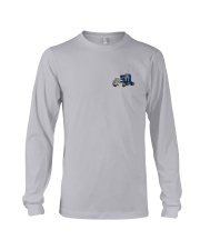Awesome Trucker Shirt Long Sleeve Tee thumbnail