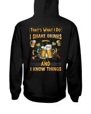 Bartender-That's What I Do Hooded Sweatshirt thumbnail
