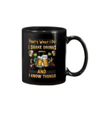 Bartender-That's What I Do Mug thumbnail