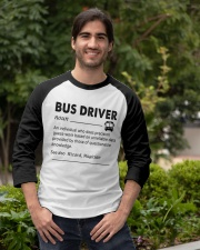 Proud Bus Driver Baseball Tee apparel-baseball-tee-lifestyle05