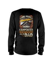 Proud Carpenter Shirt Long Sleeve Tee tile