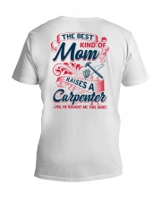 Best Kind Of Mom Raises A Carpenter Shirt  V-Neck T-Shirt thumbnail