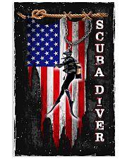 Proud Scuba Diver 11x17 Poster front