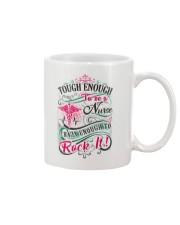 Nurse - Crazy Enough to Rock It Mug thumbnail