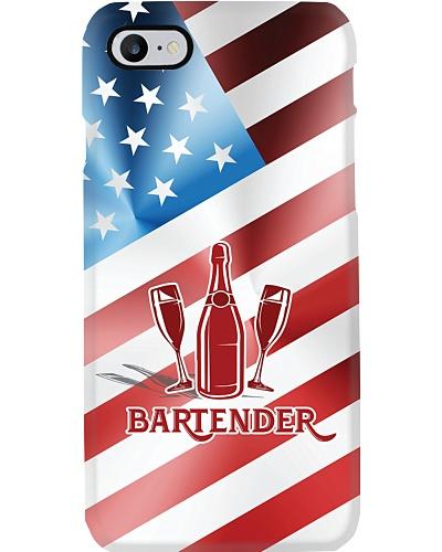 Proud Bartender Phone Case