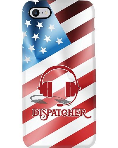 Proud Dispatcher's Phone Case