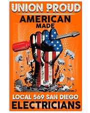 Local 569 San Diego 11x17 Poster thumbnail