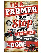 Awesome Farmer's 11x17 Poster front