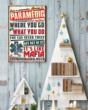 Truly Paramedic 11x17 Poster lifestyle-holiday-poster-2