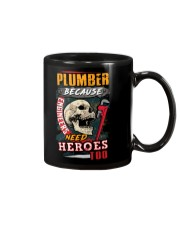 Plumber- Because Engineers Need Heroes Too  Mug thumbnail