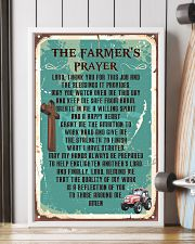 Proud Farmer's Canvas and Posters 11x17 Poster lifestyle-poster-4