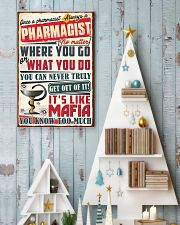 Truly Pharmacist 11x17 Poster lifestyle-holiday-poster-2