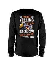 Awesome Electrician Shirt Long Sleeve Tee tile