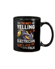 Awesome Electrician Shirt Mug thumbnail