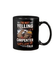 That's How We Talk Carpenter Mug thumbnail