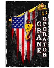 Proud Crane Operator 11x17 Poster front