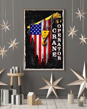 Proud Crane Operator 11x17 Poster lifestyle-holiday-poster-1
