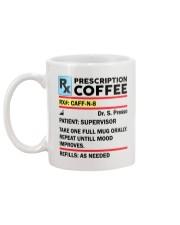 Awesome Supervisor's Mug Mug back