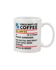 Awesome Supervisor's Mug Mug front