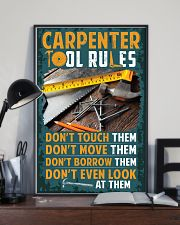 Awesome Carpenter's Canvas and Posters 11x17 Poster lifestyle-poster-2