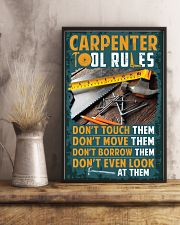 Awesome Carpenter's Canvas and Posters 11x17 Poster lifestyle-poster-3